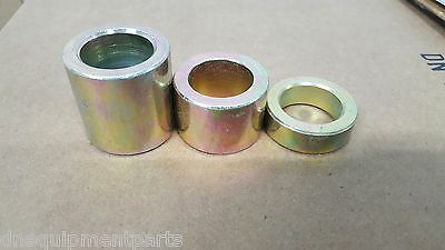 King Kutter Finish Mower Complete Set Wheel Height Spacer 502120