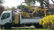 Mini Excavation and rubbish removal Revesby Bankstown Area Preview