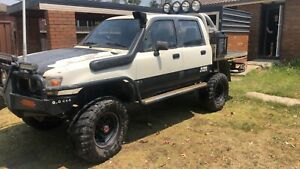 Hilux dual cab swap/sell