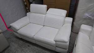 CHIFFY 2 SEATER LEATHER ELECTRIC RECLINER - 2 AVAILABLE! Richmond Yarra Area Preview