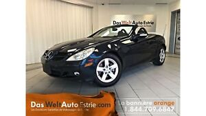 2006 Mercedes-Benz SLK-280 Convertible, Cuir, Automatique