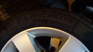 205/55R16 Honda civic alloys