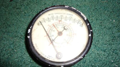 Vintage Boiler Gauge  us gauge Company