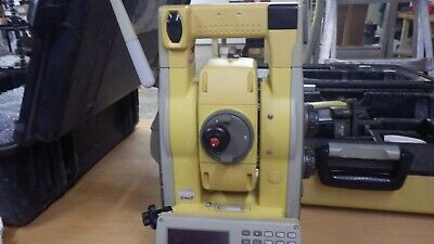 Topcon Robotic Total Station Surveying