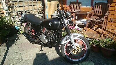 Suzuki gs550 1979 TAX AND MOT EXEMPT