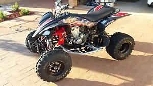 450 YFZ Special edition Raptor Bullsbrook Swan Area Preview