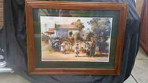 D'Arcy. W. Doyle  print Mount Gambier Grant Area Preview