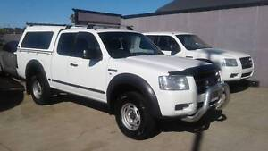 2008 Ford Ranger Space Cab Ute North Toowoomba Toowoomba City Preview