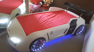 Car bed with remote Bass Hill Bankstown Area Preview