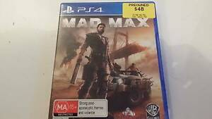 PS4 MAD MAX Loganlea Logan Area Preview