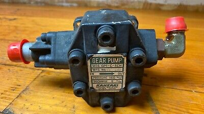 Hydraulic Pump John Deere 655 Am875160  Tl