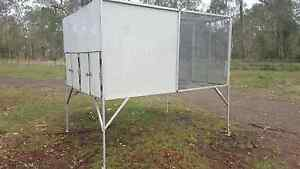 Aviary  suspeded 4 bay cage bird Ipswich Ipswich City Preview