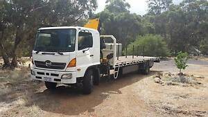 Crane truck Jarrahdale Serpentine Area Preview