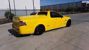 VE SSV S2 UTE MANUAL HAZARD YELLOW!!! Tullamarine Hume Area Preview