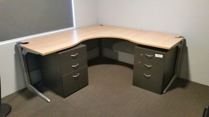 Office desk Tapping Wanneroo Area Preview