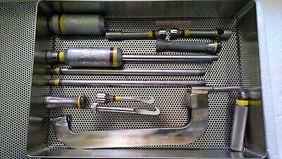 Strykerhowmedica Kuntschner Driver Extractor Instruments Set