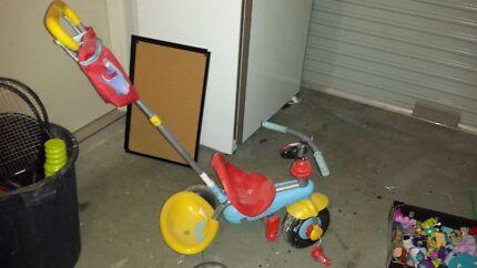 3 in 1 toddler trike  Ngunnawal Gungahlin Area Preview