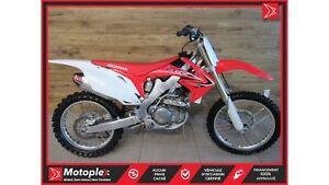 2012 Honda CRF450 24$/SEMAINE