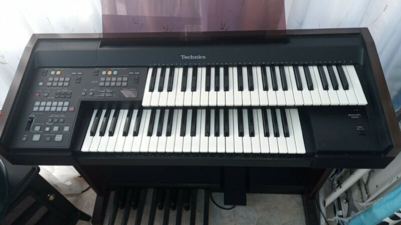 TECHNICS SX-EN1 ELECTRONIC ORGAN