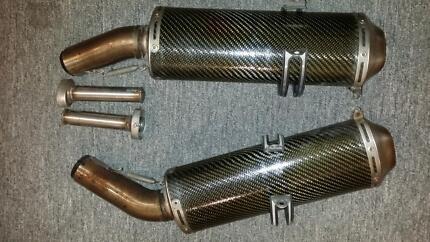 Termignoni Exhaust And Race ECU, 1198
