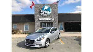 2017 Mazda Mazda3 GX JUST YEAR END REDUCED 3000KM BRAND NEW