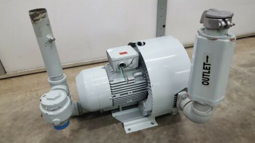 SIEMENS Elmo-G 2BH1510-1HK53 Vortex Regenerative Blower USED