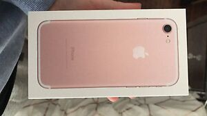 iPhone 7 rose gold Two Wells Mallala Area Preview