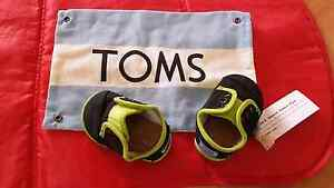 Toms NEW 3T baby shoes. Singleton Rockingham Area Preview