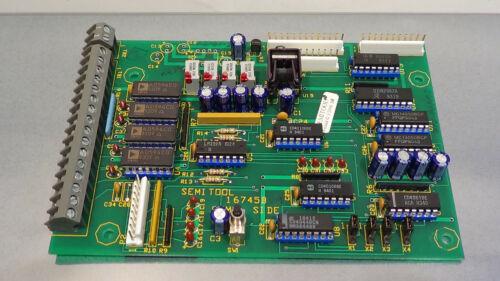 Semitool 16745B Board