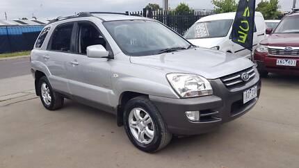 2005 Kia Sportage SUV AUTO 4X4 Williamstown North Hobsons Bay Area Preview
