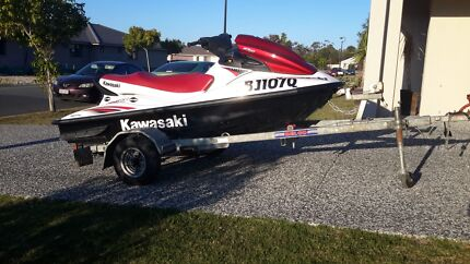 Kawasaki STX 15F Caboolture South Caboolture Area Preview