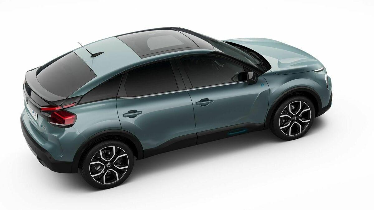 Citroen C4 2020 new presentation 12