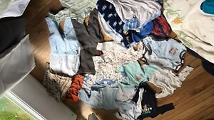 Baby Boy Clothing lot 0-3 months