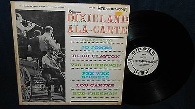 Various Artists  Dixieland Ala Carte  Lp