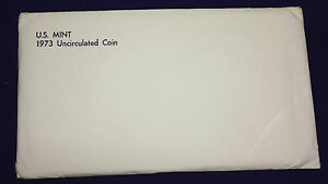 1973 UNCIRCULATED Genuine U.S. MINT SETS ISSUED BY US MINT