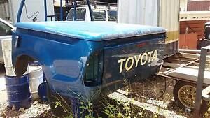 Toyota Hilux Bungalow Cairns City Preview