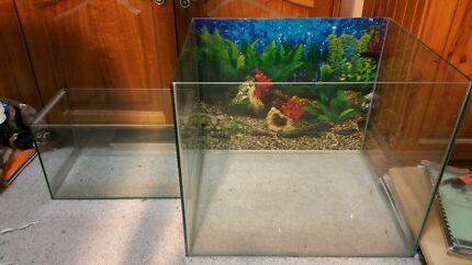 2 foot fish tank aquarium Padstow Bankstown Area Preview