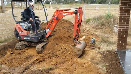 Excavation Land Leveling