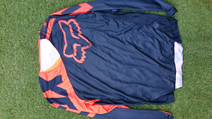 Fox MX/motocross jersey, orange/blue mens XXL Craigieburn Hume Area Preview