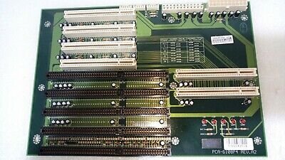 Advantech Picmg Backplane Board Pca-6108p4 Rev A2 For Single Board Computer