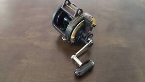 Shimano TLD20 Lever Drag Fishing Reel - AS NEW