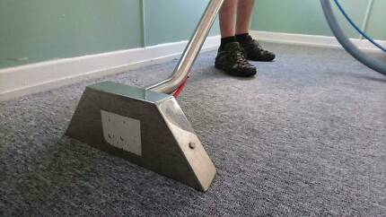 Carpet and upholstery cleaning specialist