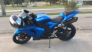*Reduced* 2007 ZX-10R Well Maintained