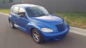 2004 Chrysler PT Cruiser 5dr Classic 2.0L 4spd AUTO LIGHT HAIL Adelaide CBD Adelaide City Preview