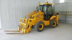 JCB 2CX Backhoe Loader Seymour Mitchell Area Preview