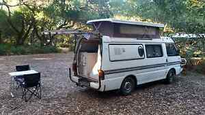MAZDA Campervan pop-up LWB WA Rego Sydney City Inner Sydney Preview