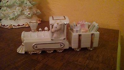 Happy Birthday Express - Happy Birthday Express Train Figurine by Lenox  NIB