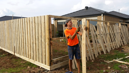 $55/m Timber/ Colorbond fencing- PhD Fencing Specialist