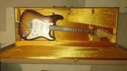 Fender Custom Shop 1960 NOS Stratocaster 2003