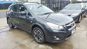 2012 Subaru XV Wagon AUTO LOW KMS Williamstown North Hobsons Bay Area Preview